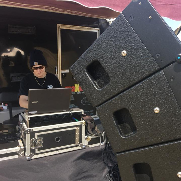 Ryan Shelton - DJ and Lead Technician