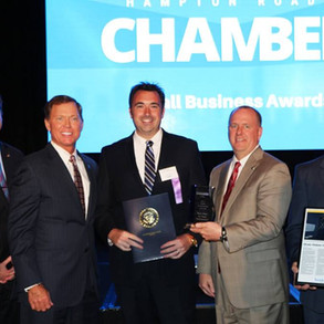 Chris Rice Small Business of the Year