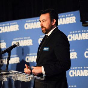 Chris Rice Hampton Roads Chamber