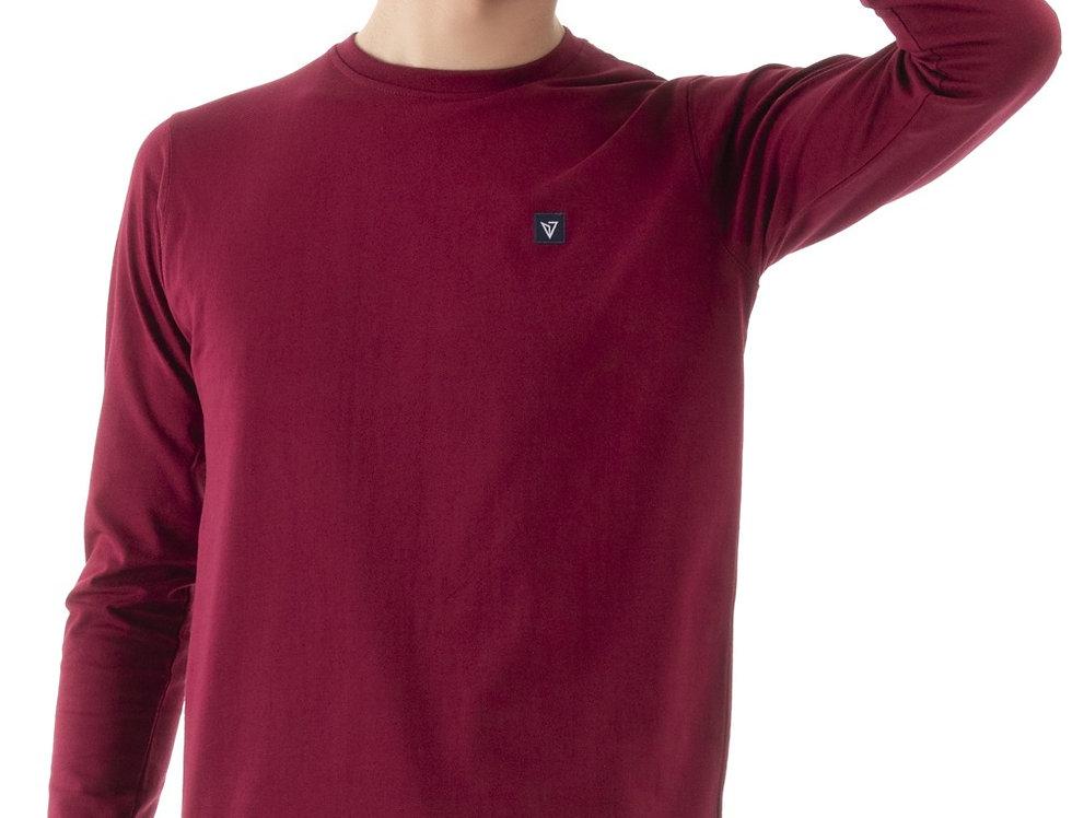 Men's Logo T-Shirt Long Sleeve