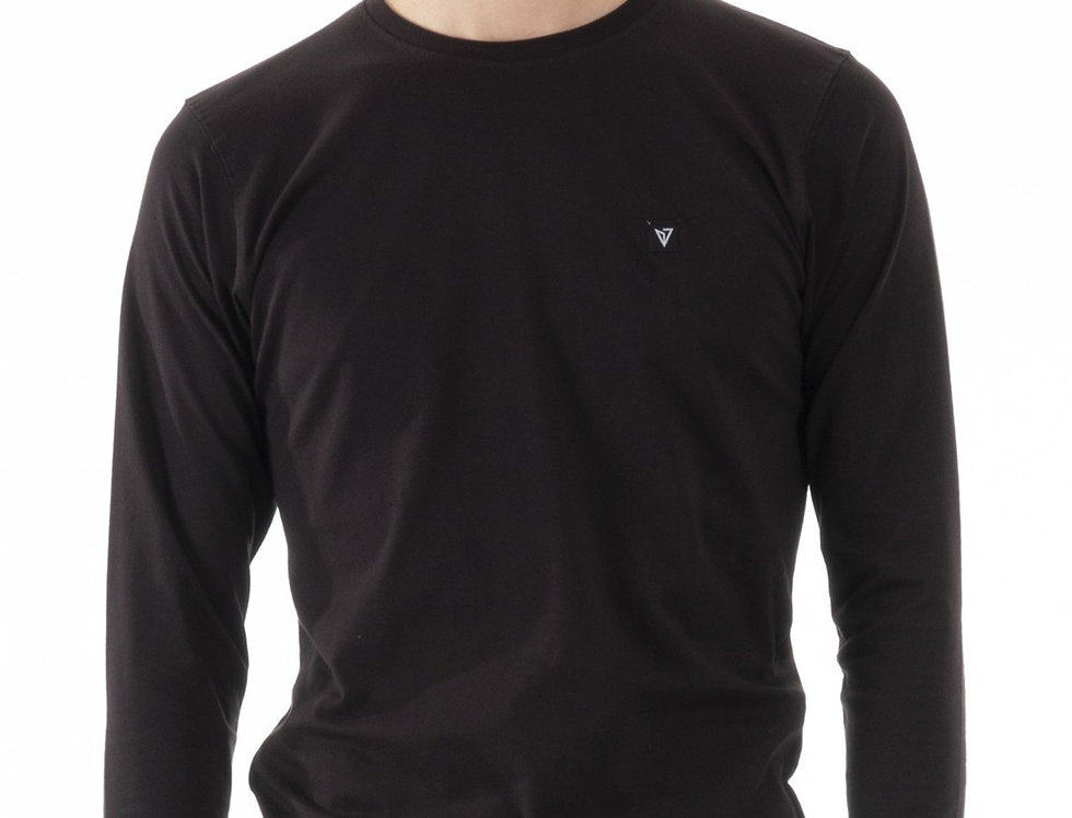 Men's Logo T-Shirt Long Sleeve