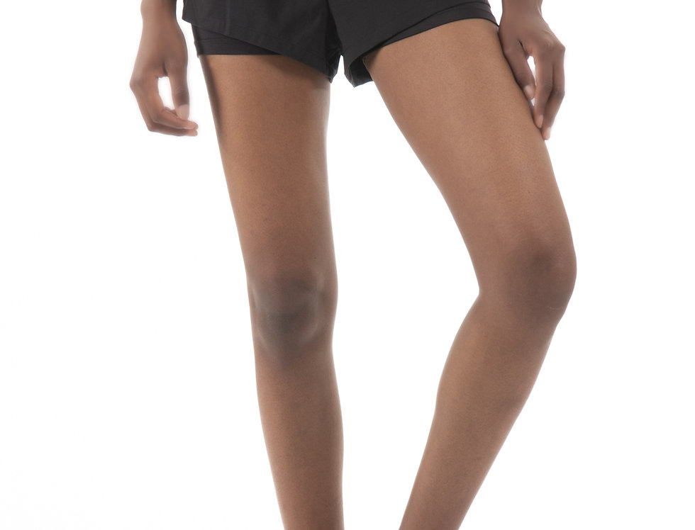 Women's 2 in 1 Running Shorts