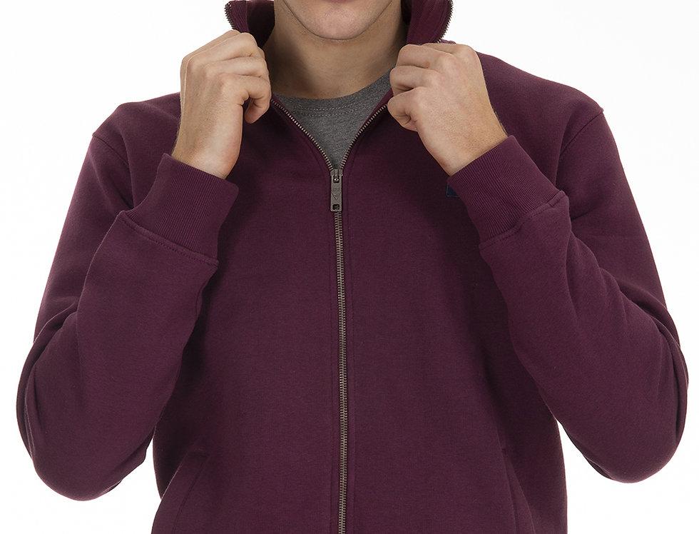 Men's Zipper Mock Neck