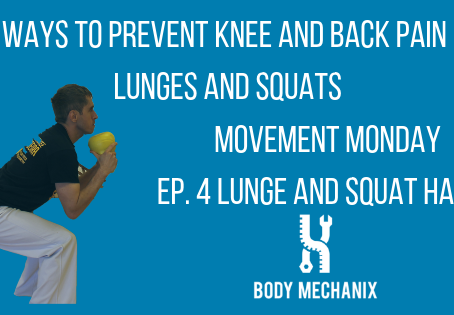 5 Hacks to Prevent Knee and Back Pain in Squats or Lunges