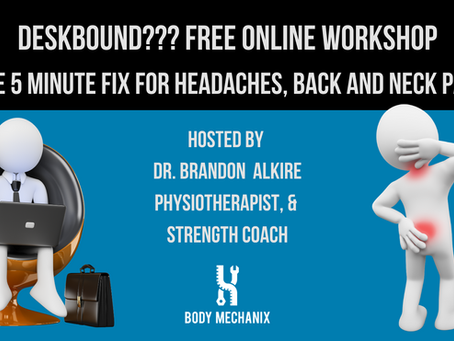 Save the Dates: Free Online Workshop