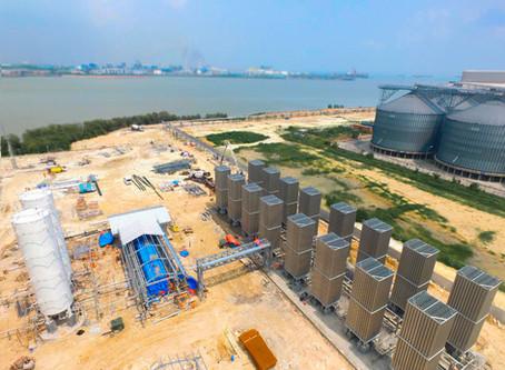 Terminal LNG Jawa Timur Segera Siap 2020