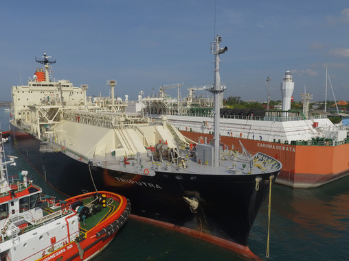 Siaga Nataru, PEL Loading LNG dengan aman untuk Listrik Bali