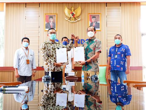 Kolaborasi Pelindo III dan PEL Ciptakan Distribusi LPG Efisien di Jawa Tengah