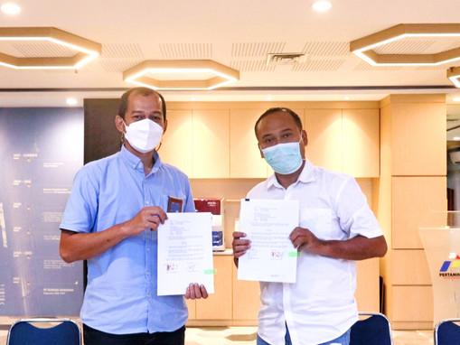 Kolaborasi BUMN Jaga Keandalan Distribusi LPG Jawa Tengah
