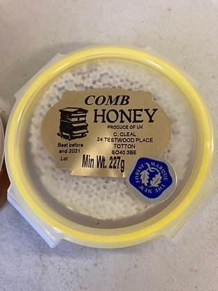 Local Honey Comb