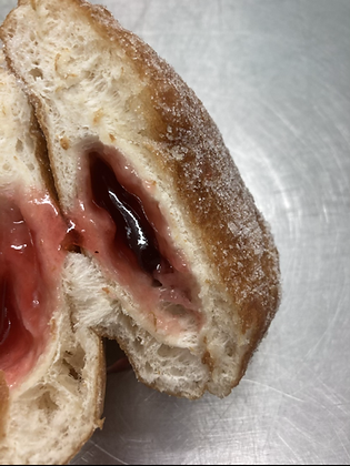 Jam Doughnuts (fresh available Friday only)