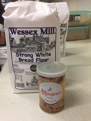 Allinsons Dried yeast