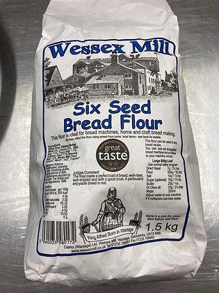 Wessex Six Seed Flour