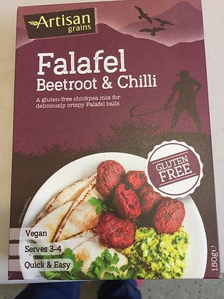 Falafel Beetroot & Chilli