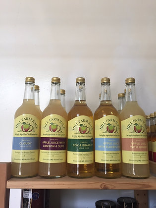 Hill Farm Apple Juice
