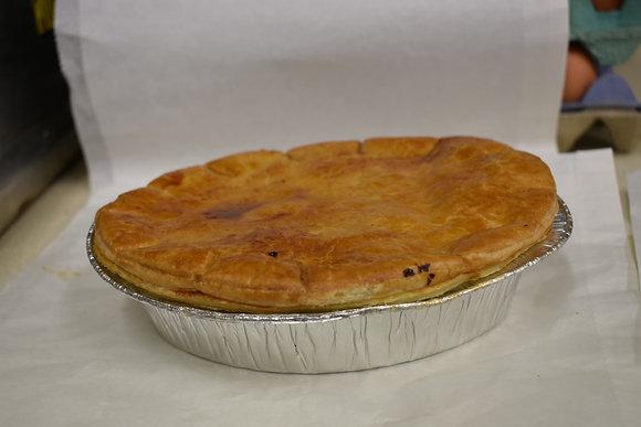 Steak & Onion Pie