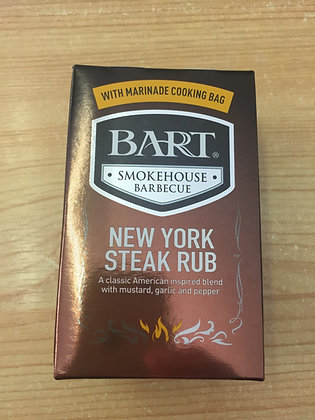 New York Steak Rub