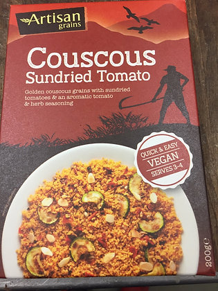 Sun Dried Tomato Couscous