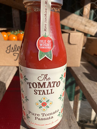 Isle of Wight Tomato Passata