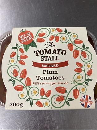 Isle of Wight Smoked Plum Tomatoes