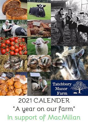 MacMillan Calendar