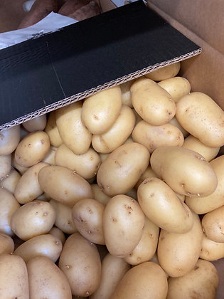 Washed New Potatoes