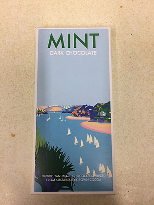 Kernow Mint Cholate Bar