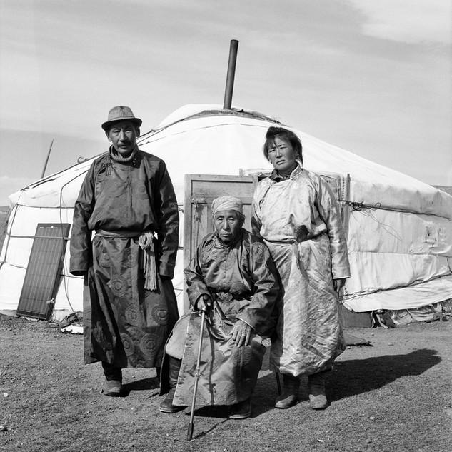 Mongolia, 2017