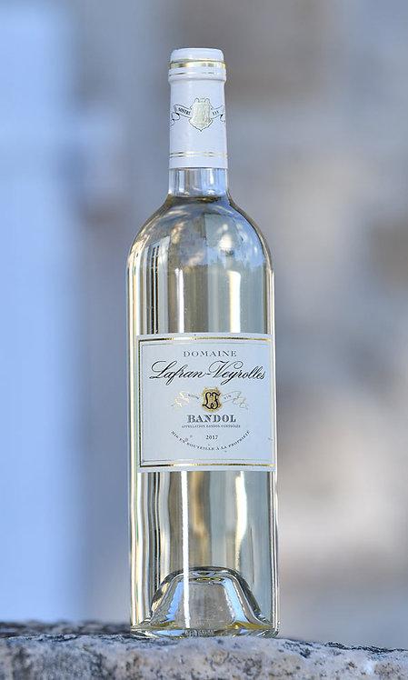 Bandol blanc Dom.Lafran-Veyrolles 2019 75cl (Soit 20,00€ la bouteille/par 6)