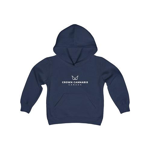 Crown Heavy Blend Hooded Sweatshirt