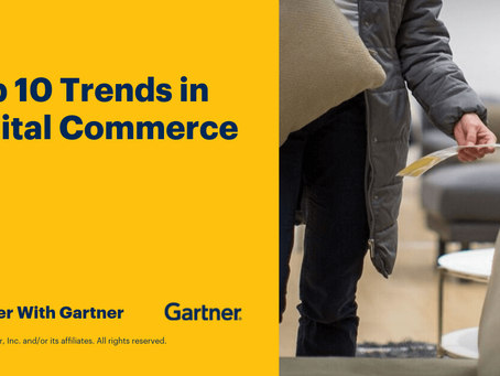 Innovations in customer experience, business models and technology will transform digital commerce