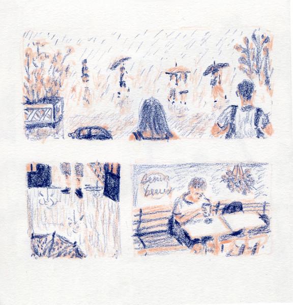 Sketch in Shenzhen