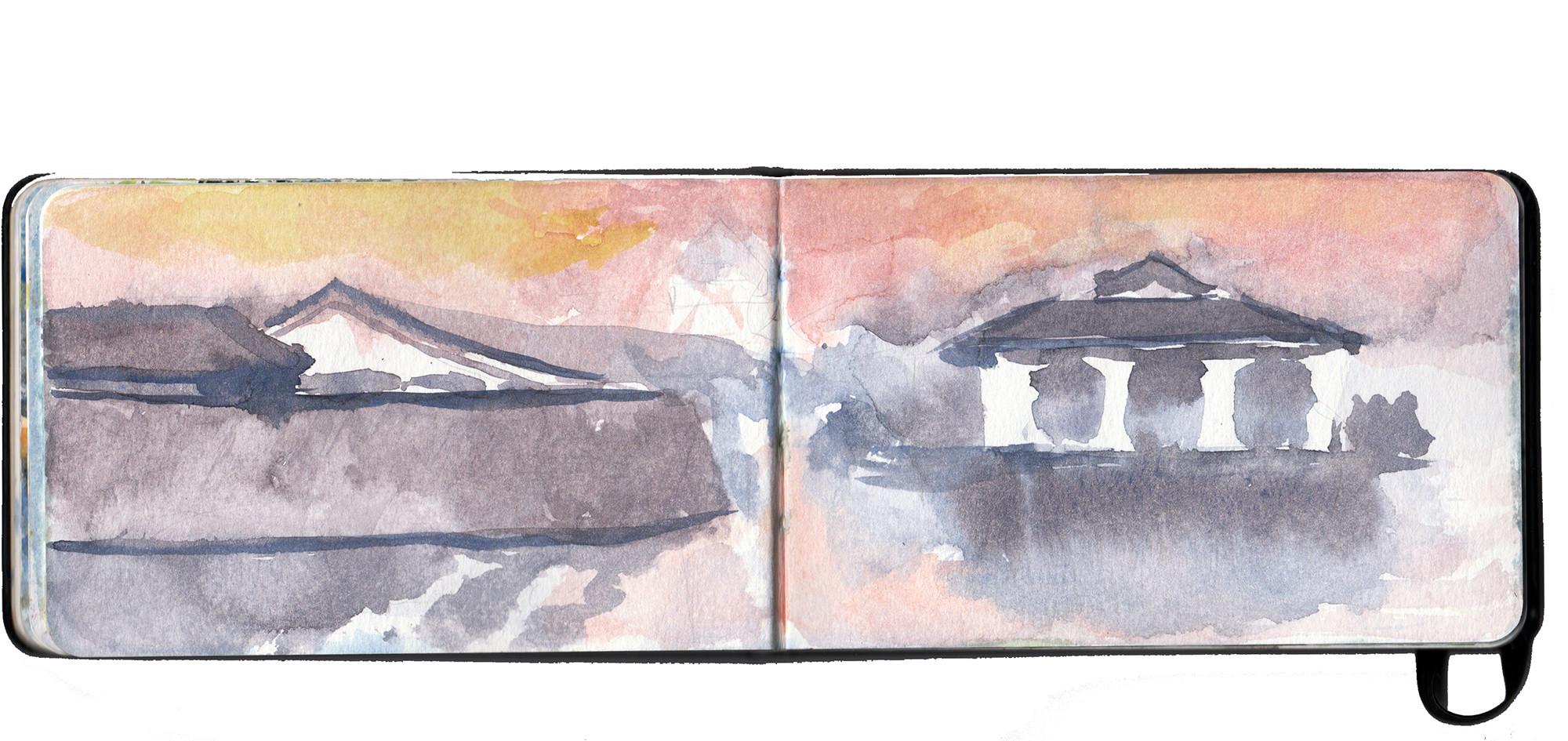 Sketch in Sabah