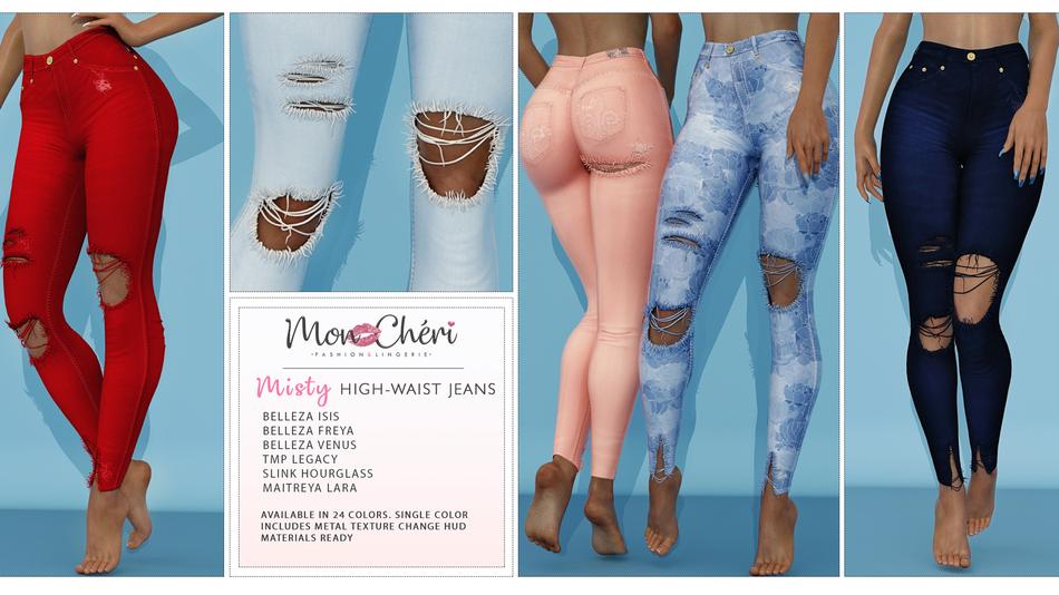 Misty Jeans