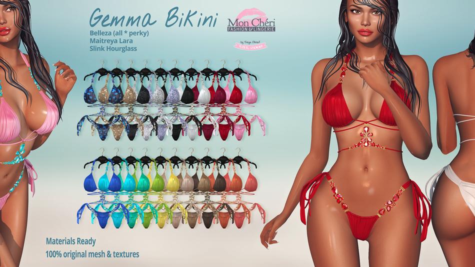 Gemma Bikini