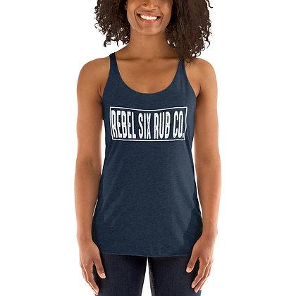 Rebel Six Rub Co Women's  Tank