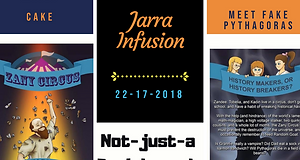 LaunchPoster Pythagoras Rules Jarra Infusion