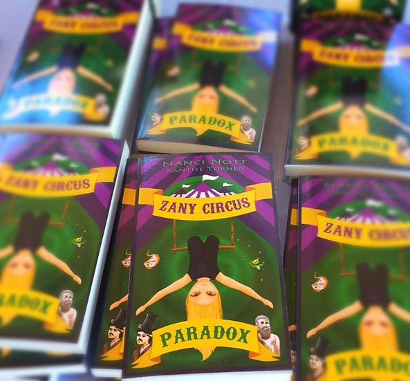Zany Circus: Paradox (FREE PDF)