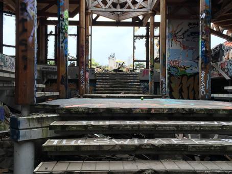 Complejo acuático abandonado de Neukölln