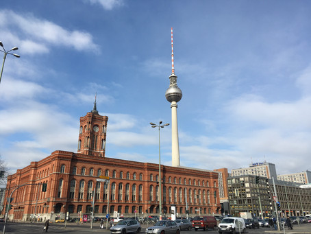 Llegada a Berlín