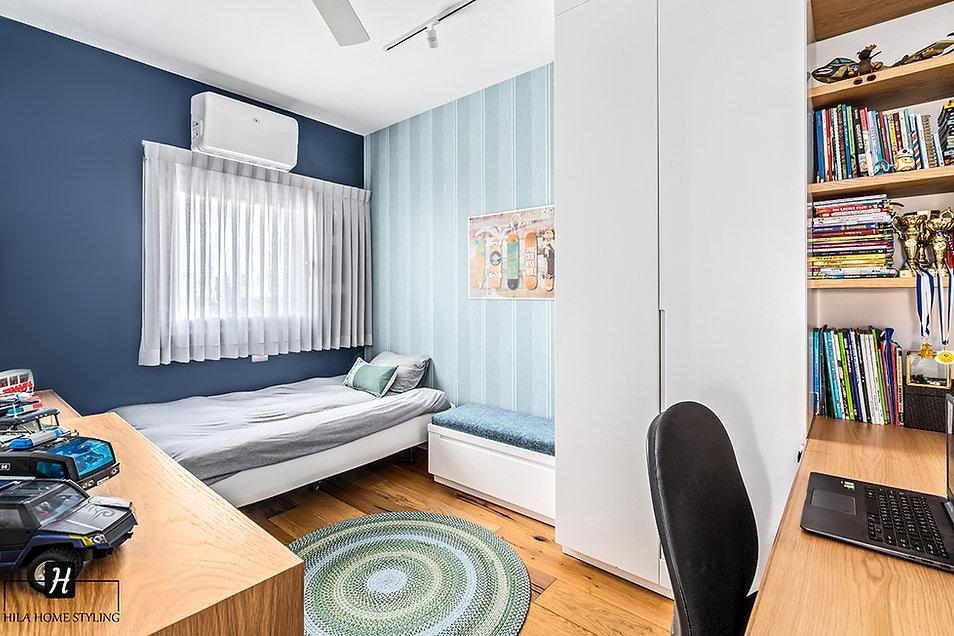 עיצוב חדר למתבגר
