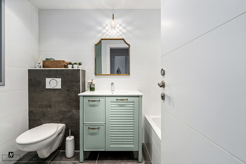 עיצוב דירת קבלן משפחת דהן