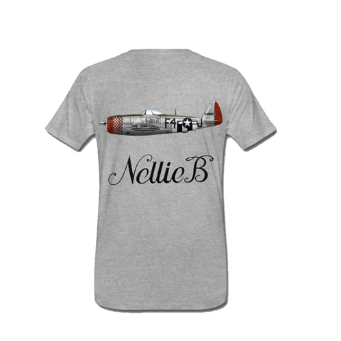 Ultimate Warbird Flights T-Shirt - Nellie B