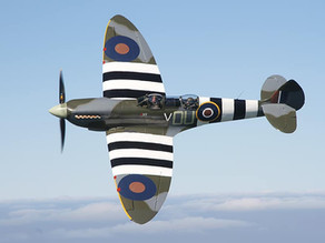 Flying Legends Competition Winner Announced