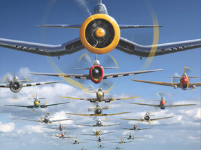Flying Legends is coming to Sywell!