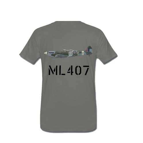Ultimate Warbird Flights T-Shirt - ML407