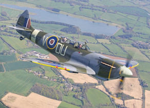 Spitfire Fly Alongside launched