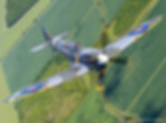 Fly in a Spitfire