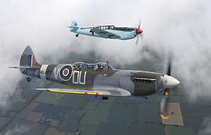 D-Day Special Spitfire Flight