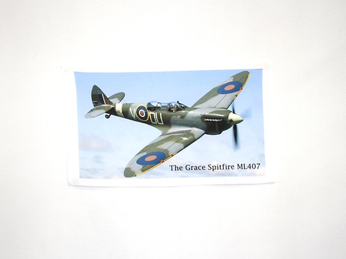 The Grace Spitfire Tea Towel
